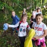 Projektový den - podzim v lese