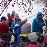 Leden - krmíme zvěř a bobujeme