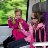 Výlet vlakem