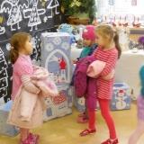Vánoční výstava ve škole s vystoupením