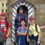 Výlet do Prahy (4. a 5. třída)
