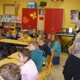 Návštěva družební školy z Ukrajiny
