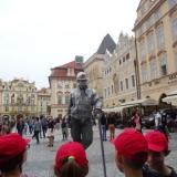 Výlet čtvrťáků a páťáků do Prahy